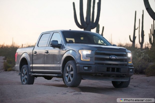 2015 Ford F 150 Yuma Arizona Front Three Quarters