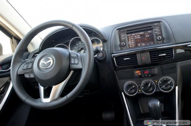 2015 Mazda Cx 5 Photo - Dash Angled