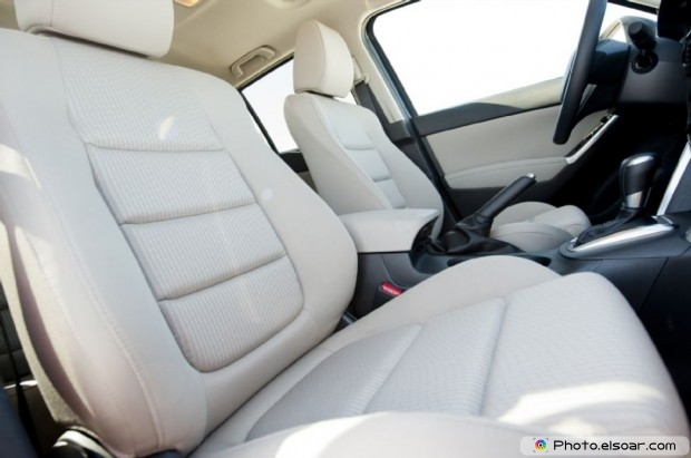 2015 Mazda Cx 5 Photo - Front Seats