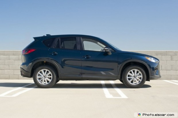 2015 Mazda Cx 5 Profile - Photo
