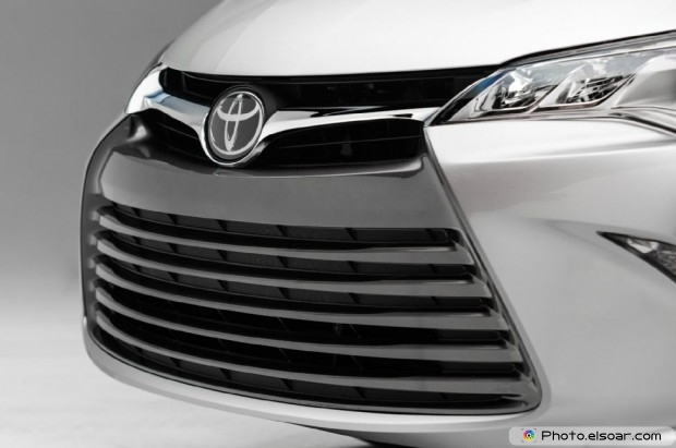 2015 Toyota Camry Xle Front Clip
