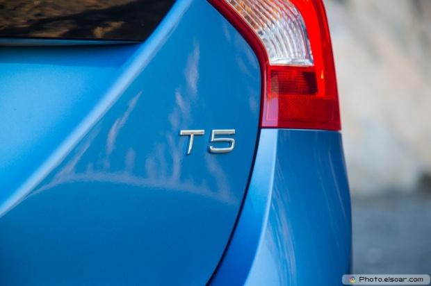 2015 Volvo V60 T5 Drive E Badge