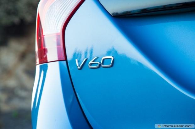 2015 Volvo V60 T5 Drive E - Image Of Badge