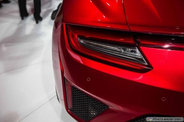 2016 Acura NSX Rear Taillight