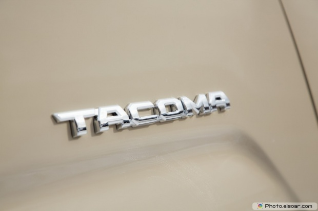 2016 Toyota Tacoma Access Cab Trd - Picture Of 4x4 Off Road Badge