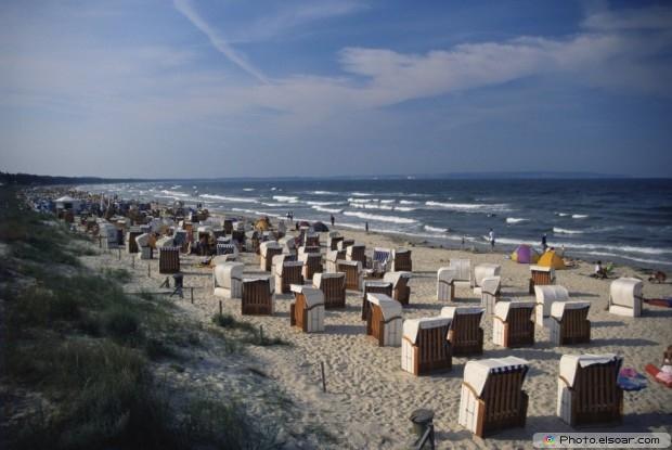 A Beach On Rugen