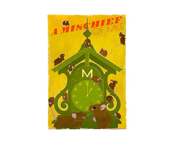A Mischief of Mice by Woop studios
