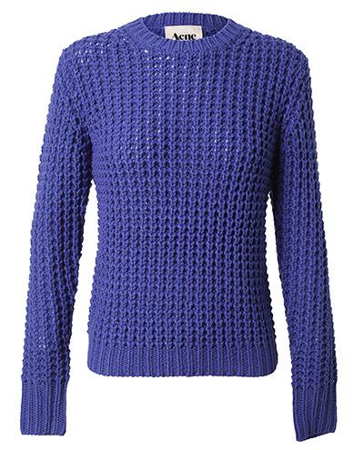 Acne Lina Pineapple wool
