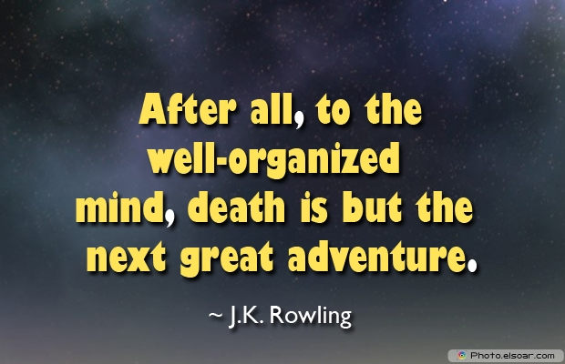 Quotations About Death