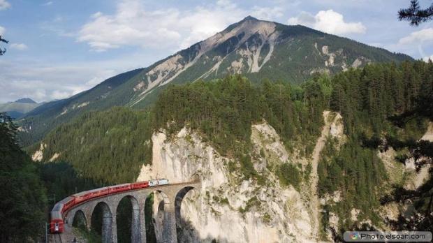 Albula, Graubünden, Switzerland