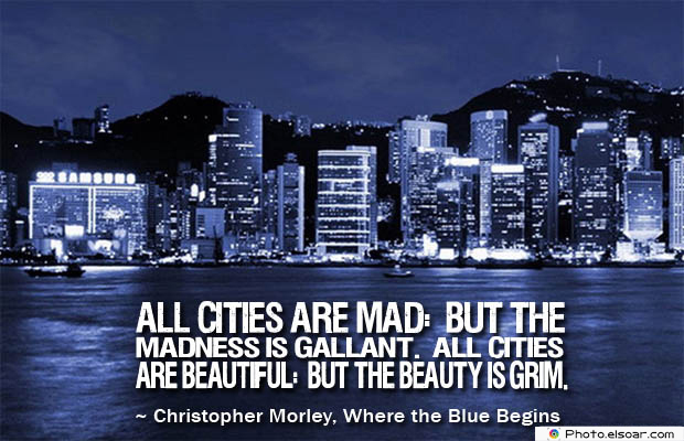 All cities are mad