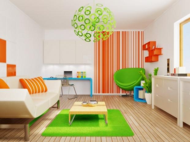 Amazing Bright Interiors HQ Image 1