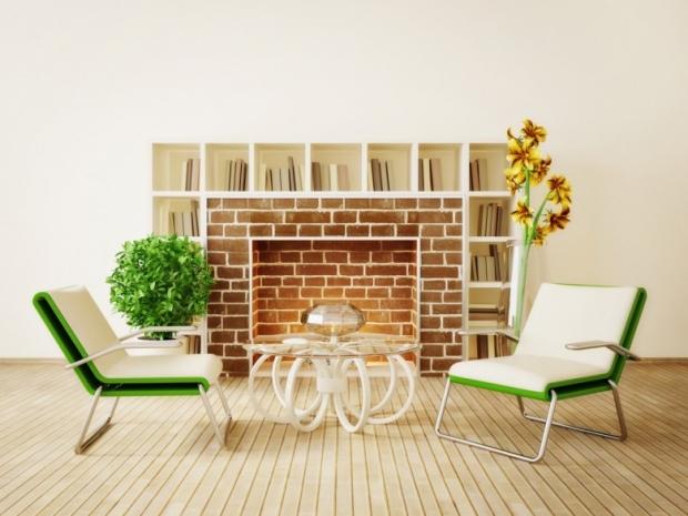 Amazing Bright Interiors HQ Image 12