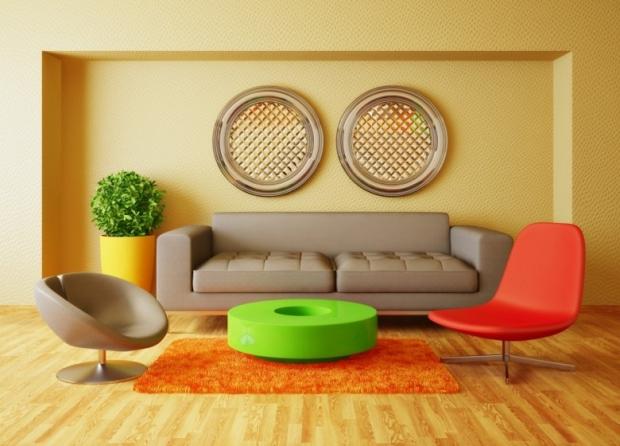 Amazing Bright Interiors HQ Image 14