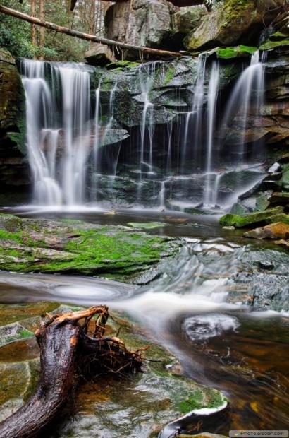 Amazing Elakala Falls