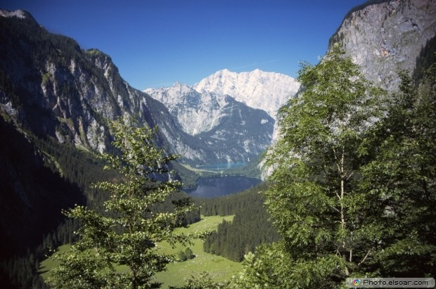 Amazing View Of Upper Lake