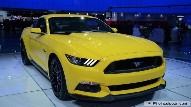 Amazing Yellow Car Full HD Wallpaper