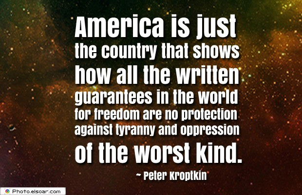 Quotes About America , America Quotes , America is just the country that shows