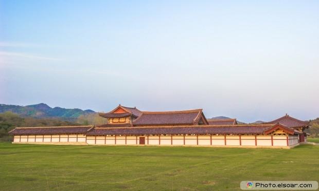 Ancient Koguryo Kingdom, North Korea