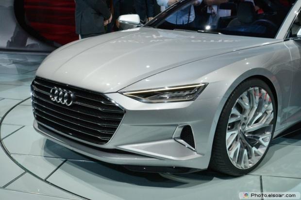 Audi Prologue Concept Image Front End