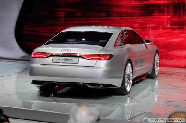 Audi Prologue Concept Rear End