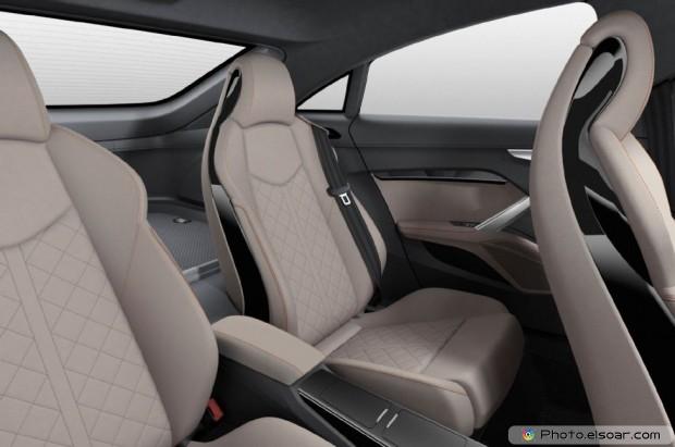 Audi Tt Sportback Concept Seats