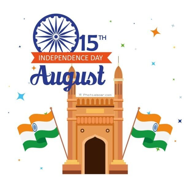 August 15 Independence Day