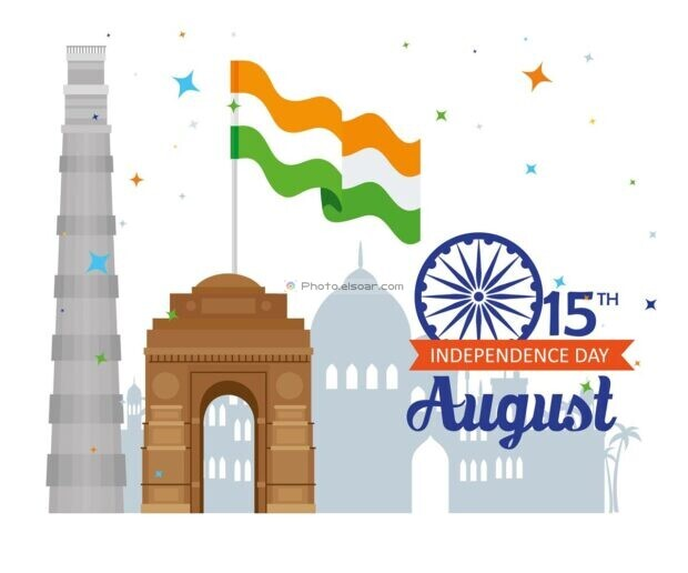 August 15 Independence Day Wallpaper