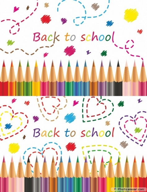 Back To School With Two Packages Pencils