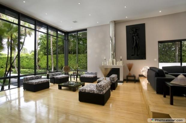 Beautiful Living Room Free Design