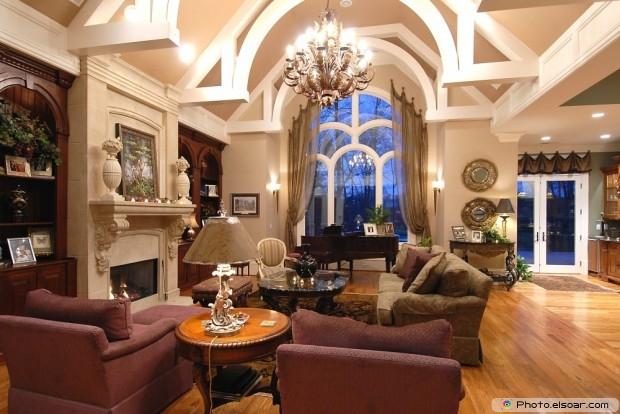 Beautiful Living Room Image