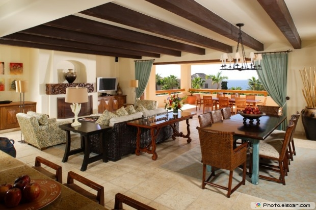 Beautiful Living Room Interior Free Design