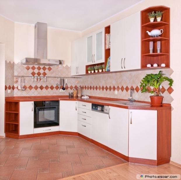 Beige Kitchen