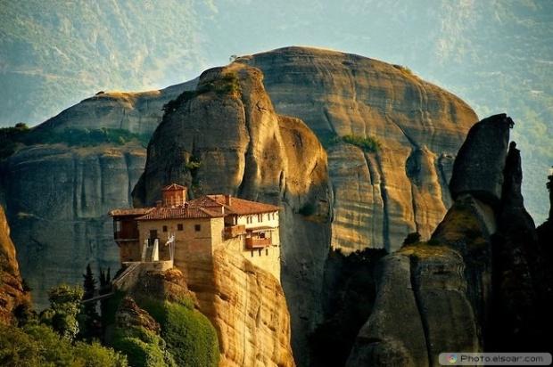 Belleza Natural - Meteora, Greece
