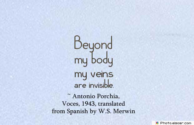 Body Quotes , Quotes About Body , Beyond my body my veins