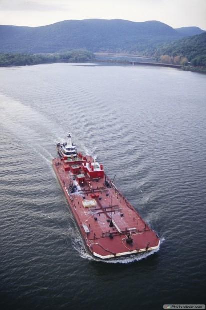 Big Cargo Ship