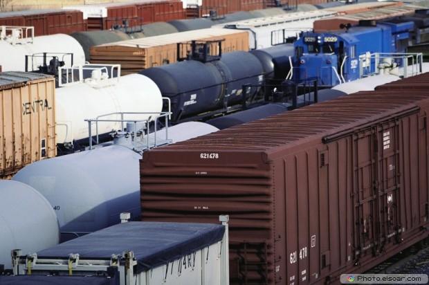 Big Freight Trains