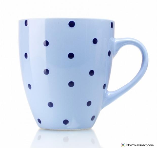 Blue Mug For Kids
