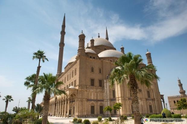 Cairo - The Saladin Citadel