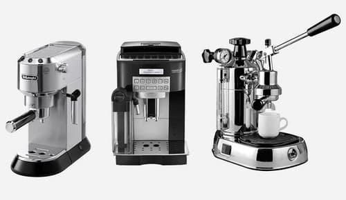 Capresso Ultima Semi-Automatic Coffee Maker and Espresso-Cappuccino Machine