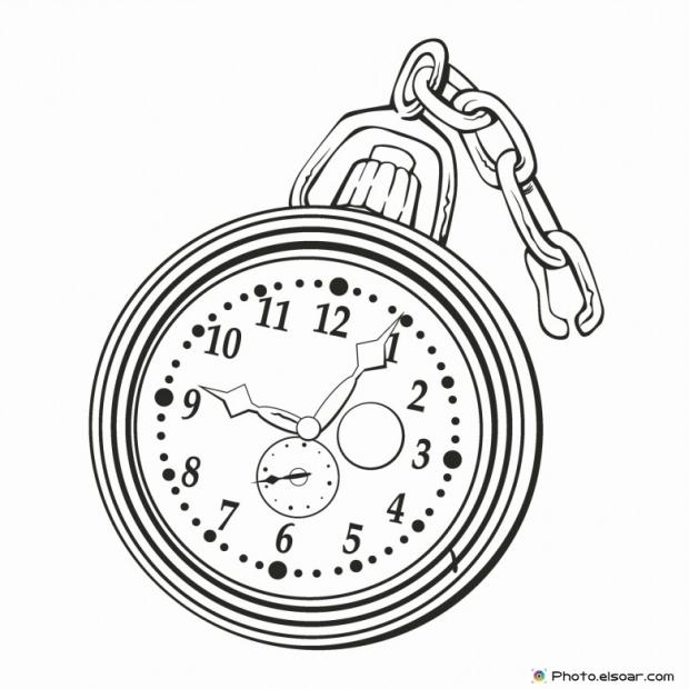Cartoon watch