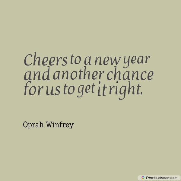 New Year's Quotes , new year