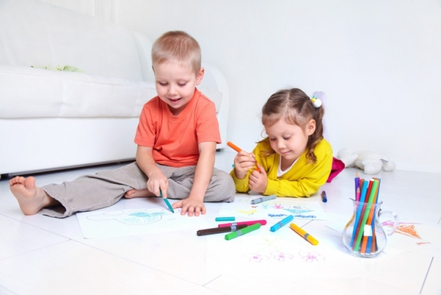Children Drawing - In Pictures 1