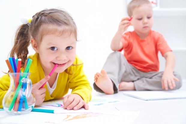 Children Drawing - In Pictures 3