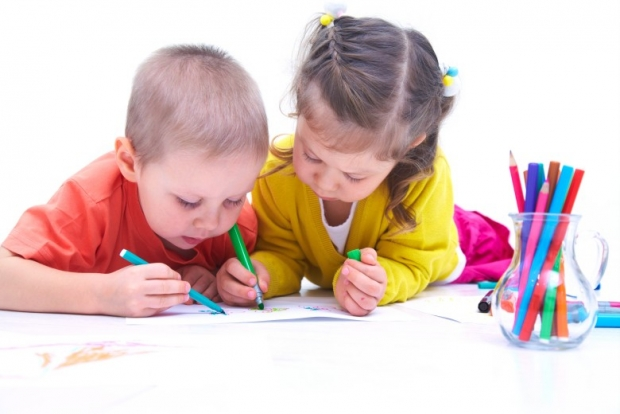 Children Drawing - In Pictures