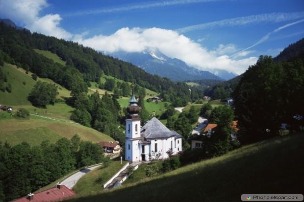 Church Of Maria Gern