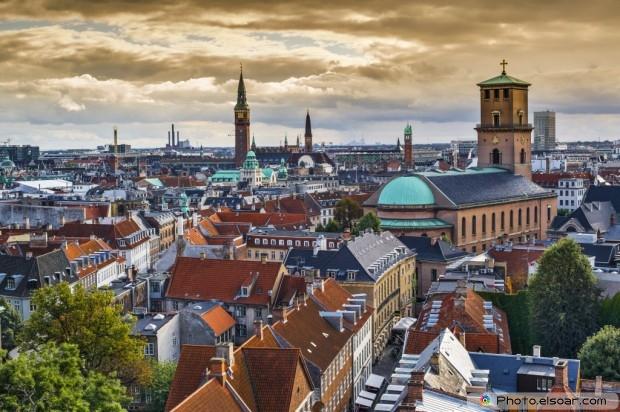Church Of Our Lady - Copenhagen, Denmark