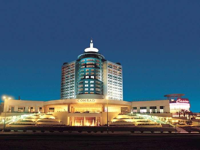 Conrad Punta del Este Resort & Casino 1