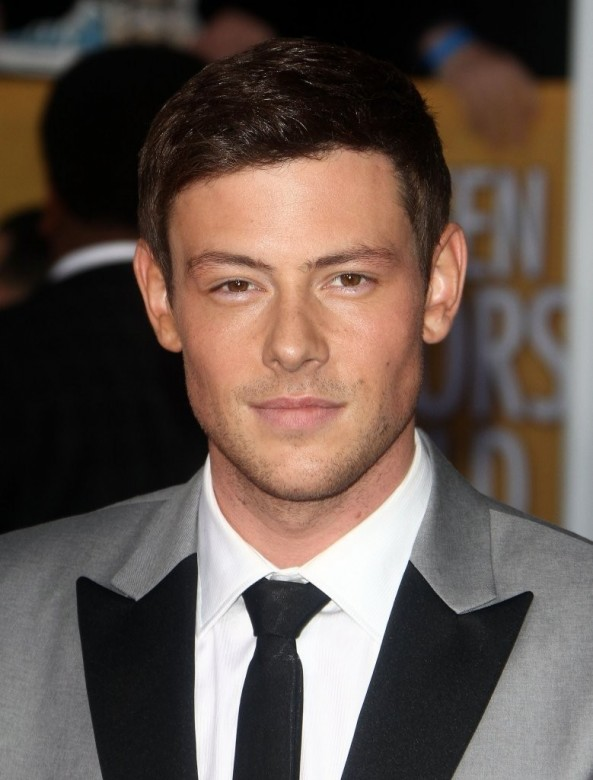 Cory Monteith pictures 2013
