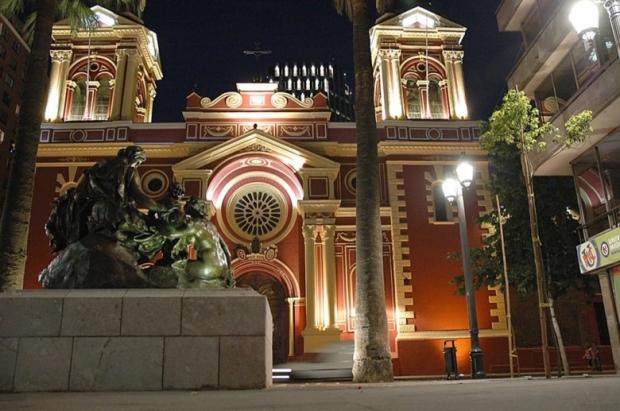 Crowne Plaza Santiago. Chile 13